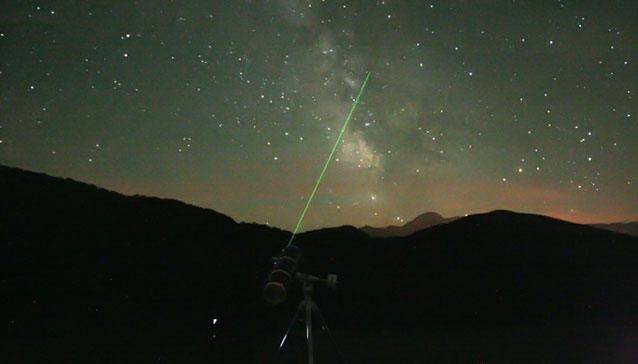 Grüner 200mW Laser