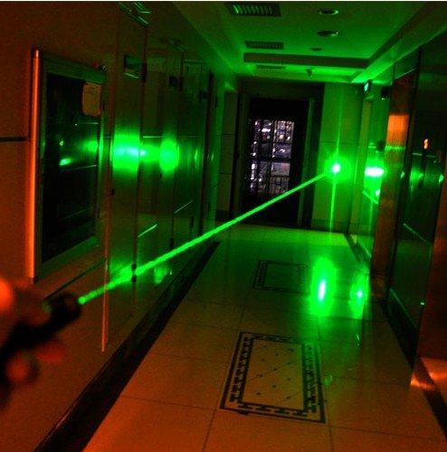 Laserpointer Stift grün 200mW mit
