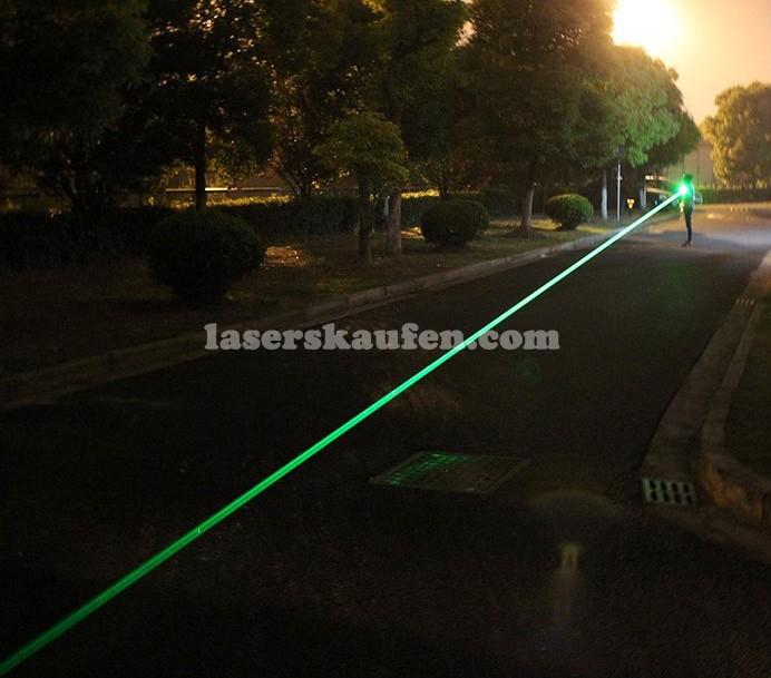 Zweifarben Laserpointer 200mW