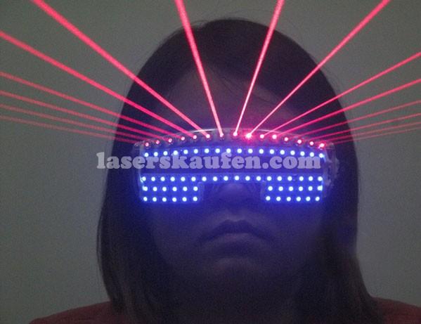 LED Lasergläser
