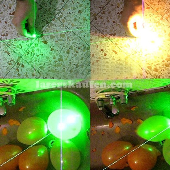 starker laserpointer