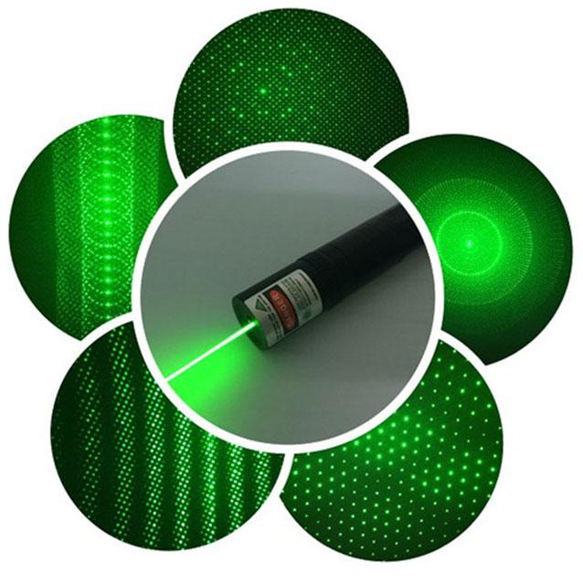 Grüner laserpointer 10000mw