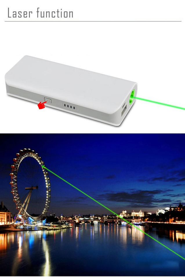 5200mAh Mobile Power Bank