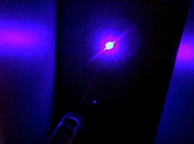 20mw Violett laser