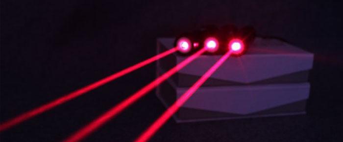500 mw  laser rot