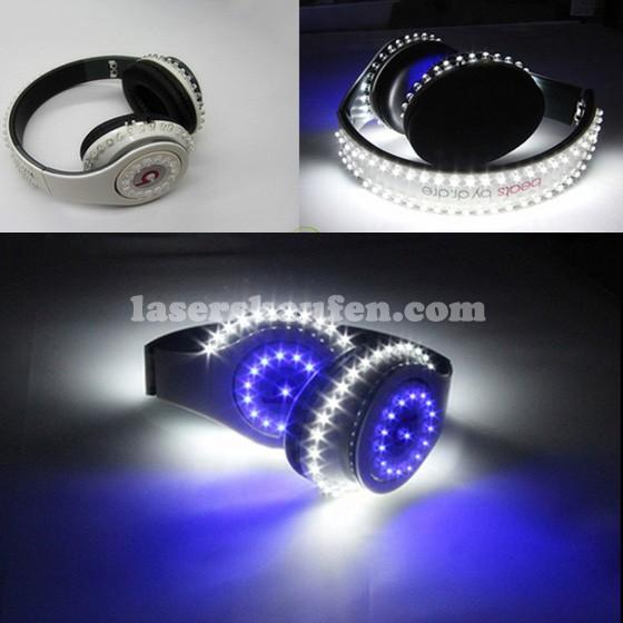LED Kopfhörer