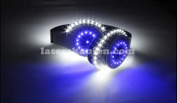 Luminous LED Kopfhörer