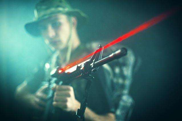 5mw Laservisier