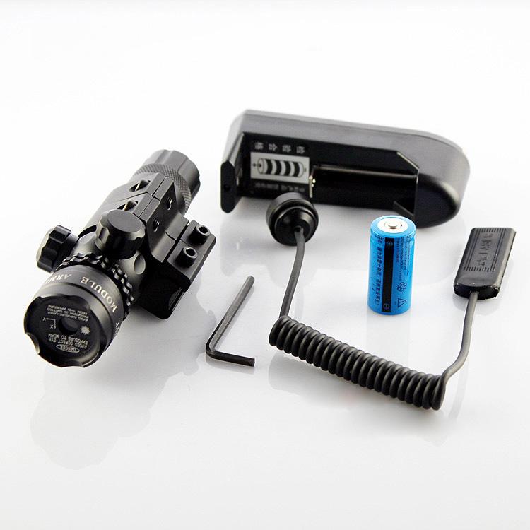laservisier grün pistole