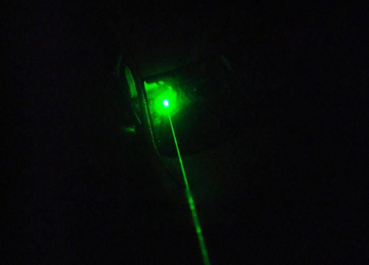 laservisier grün
