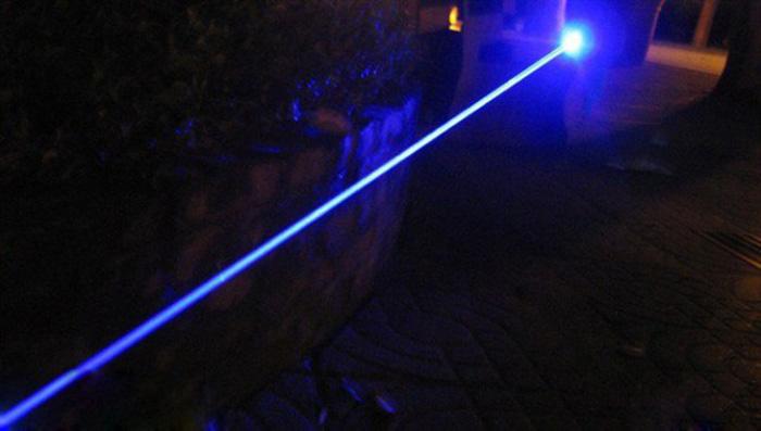 2W laserpointer