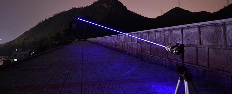 blauer laser 5W