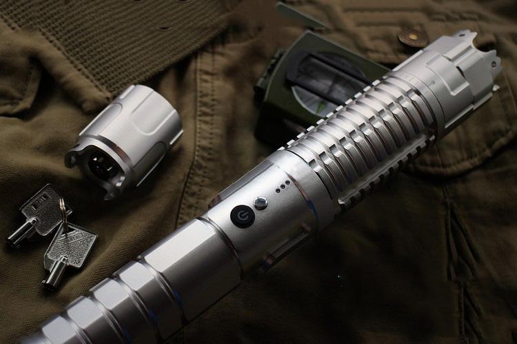 Laserpointer Blau 3000MW