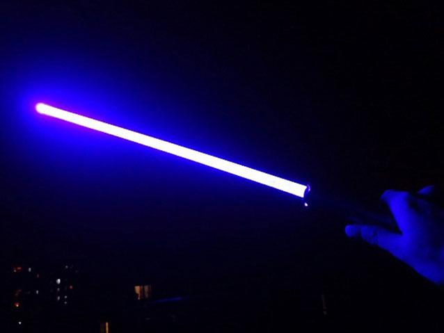 Laserpointer 30000mw Blau vögel schiessen laser
