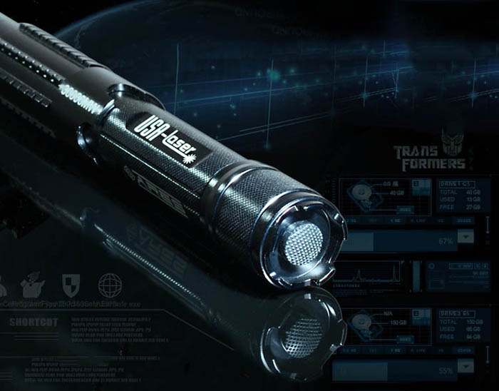 stärkste Blauer Laserpointer