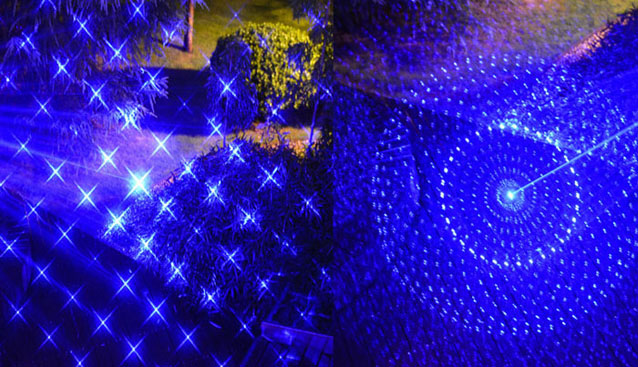 Blau laser 2500mw