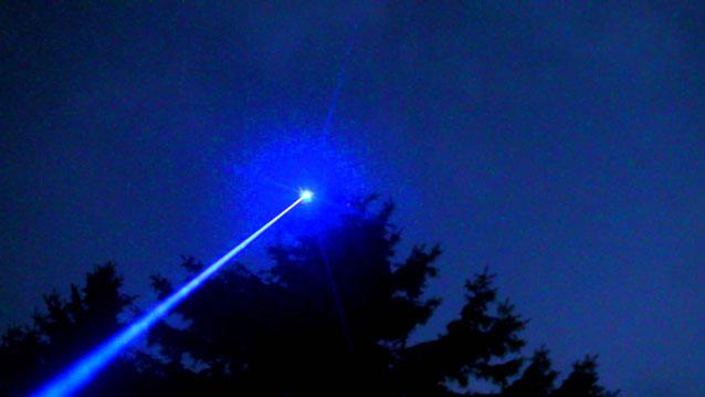 Blau laserpointer 1500mw