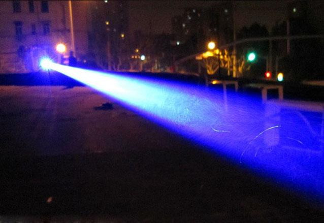 5W Blau laserpointer