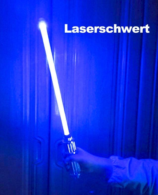 Blau USB Laserpointer
