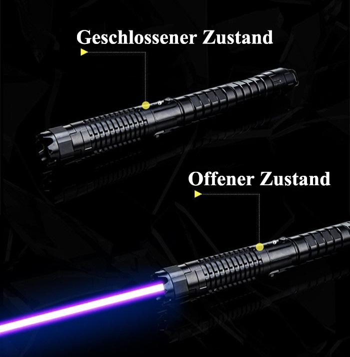 Hochleistungs-Laserpointer