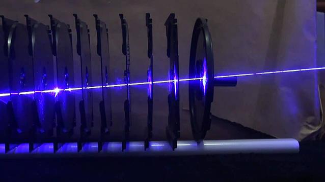 Laserpointer brennen