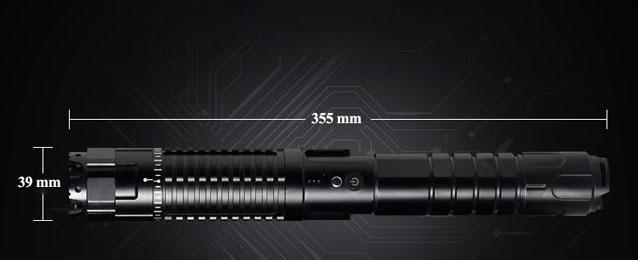 Blau 50000mw laserpointer