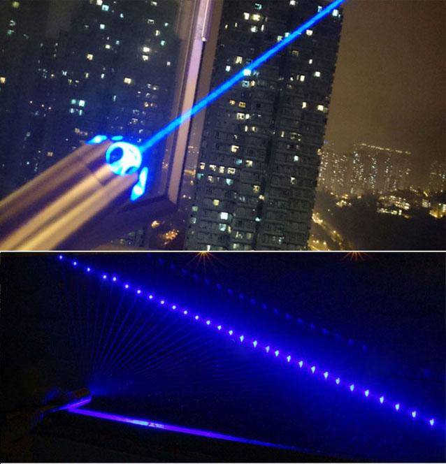 40000mw Blau Laserpointer