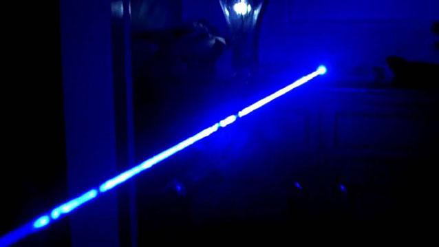 60000mw Blau Laser