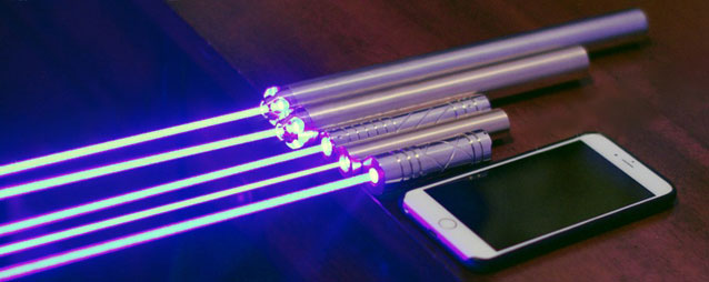 Blau Laserpointer 5000mw