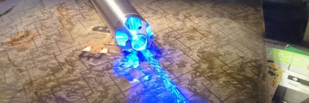 Kaufen 5000mw Laser
