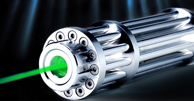 Grün laserpointer 6W