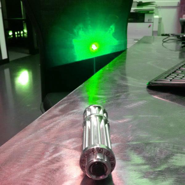 Laserpointer 8000mw Grün