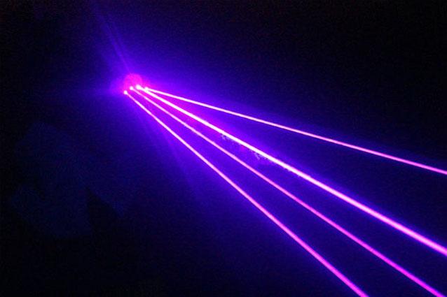 violett laser 250mw