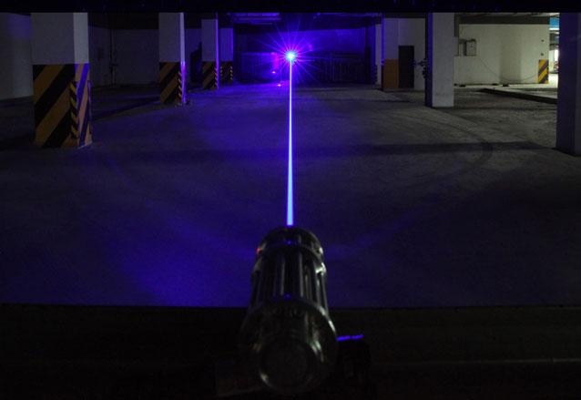 Blauer Laserschwert 20W