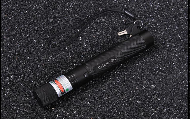 Lila 303 laserpointer