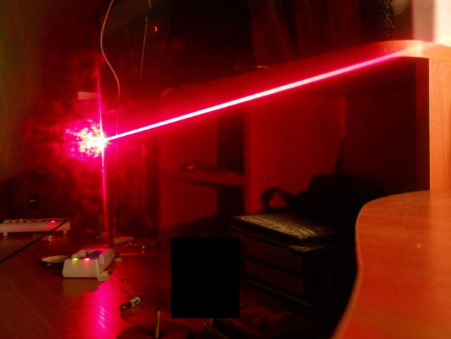 Gute Rot Laser 600mw