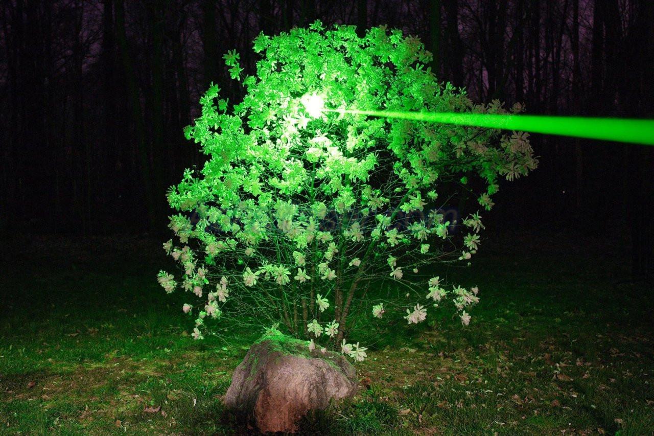 Laserpointer Grün hohe Leistung 200mW