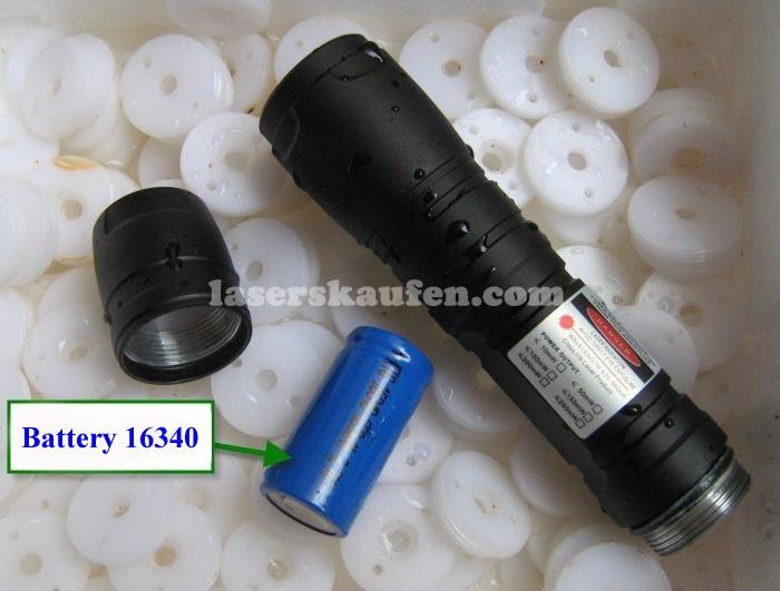 Grüner Laserpointer 3000mW