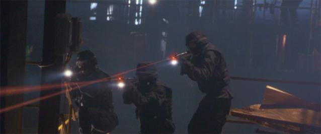 Laserpointer Gewehr
