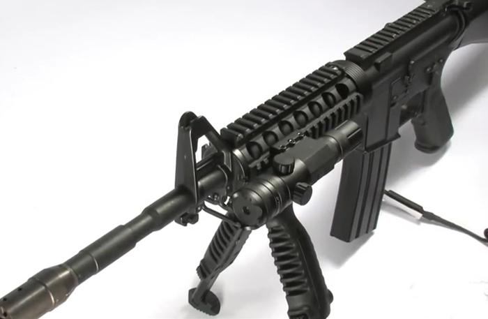 laservisier pistole