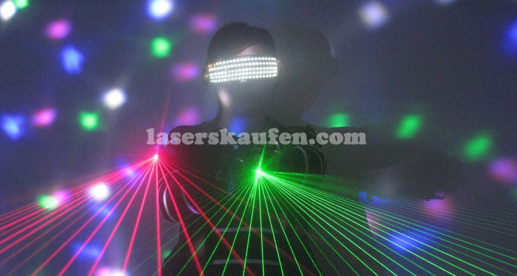 Laserhandschuhe