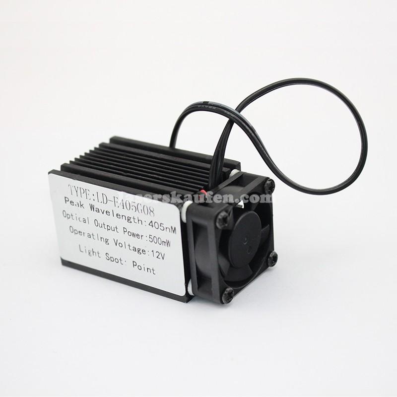 Mini-500mW Lasergravur-Maschine