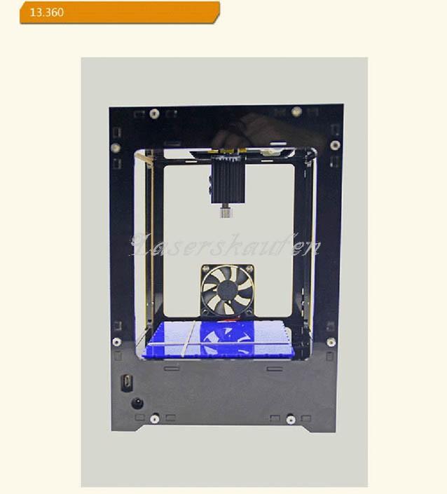Laser Gravur-Maschine