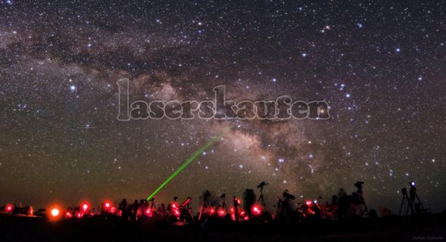 Laserpointer Grün