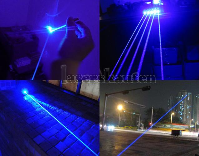 Blauer Laserpointer 10000mW