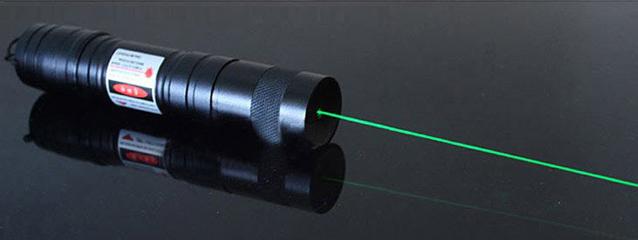 Laserpointer stark 500mW