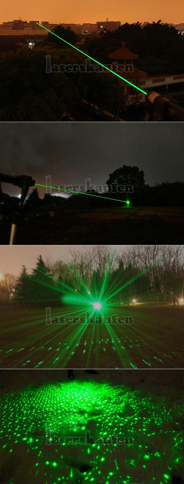 Extrem Laserpointer Grün