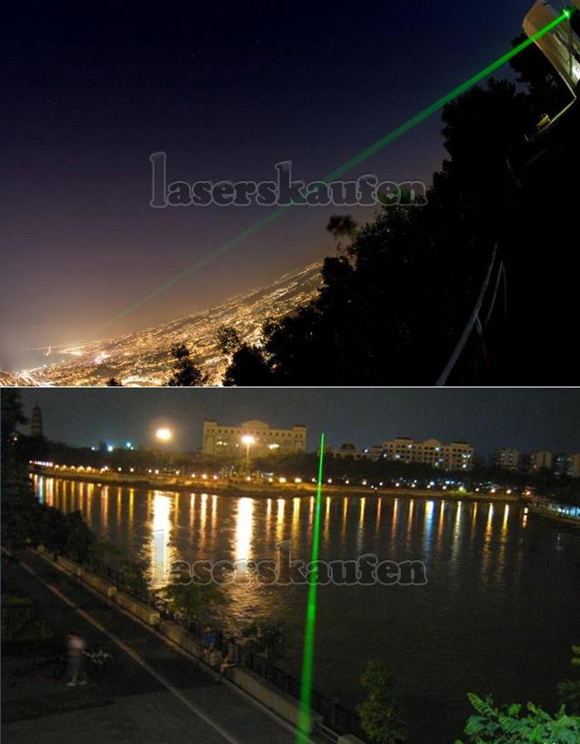 Laserpointer Grün stärke 1000mW