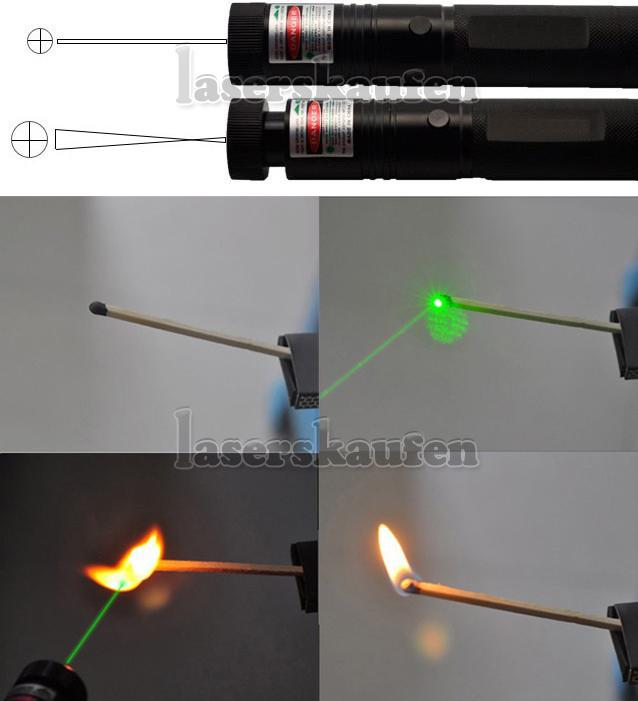 Laserpointer 3000mw fokussierbar