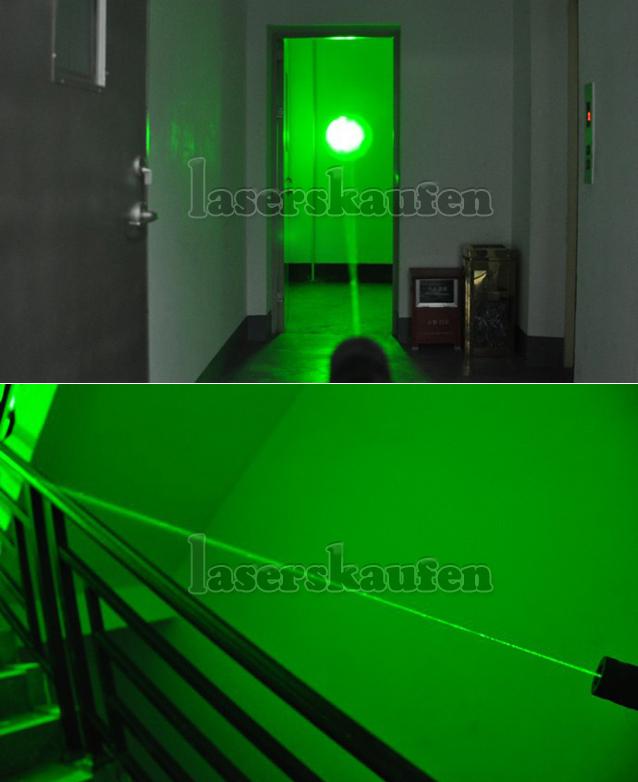 Laserpointer mit Laserschutzbrillen